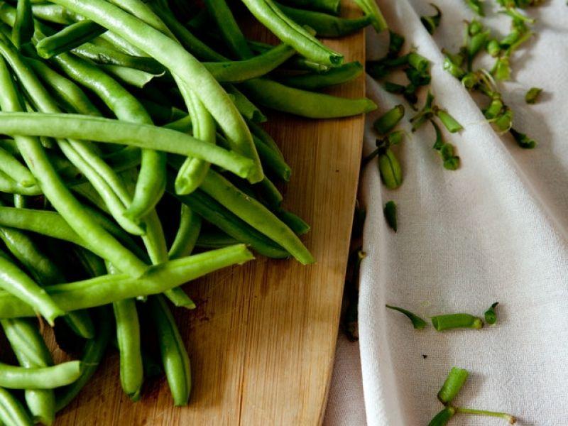Gourmet Green Bean Casserole