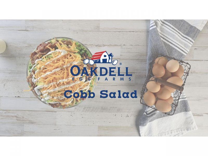 Cobb Salad Trifle