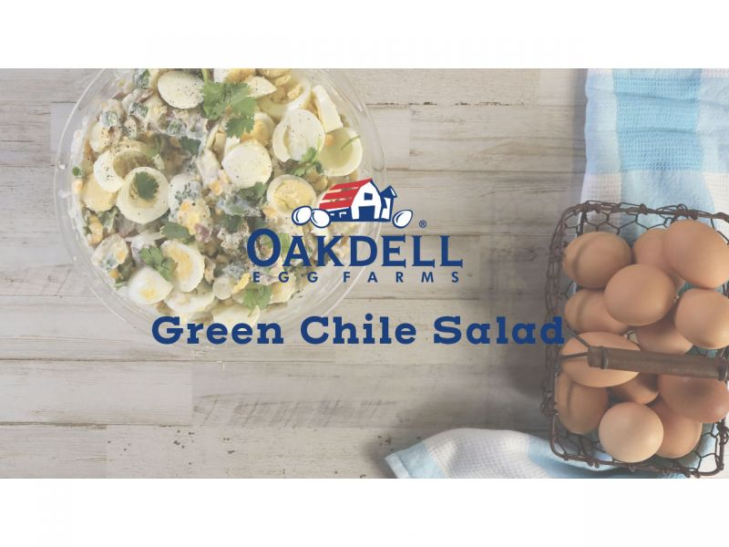Green Chile Potato Salad