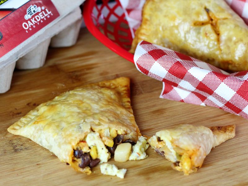 Southwest Egg Hand Pies