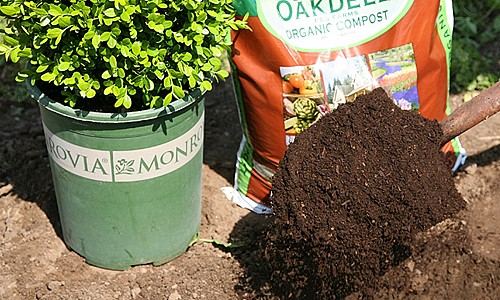 Oakdell Organic Compost